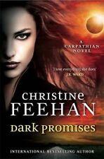 Promesas por Christine Feehan oscuro (tapa Dura, 2016)