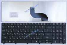 NEW Acer Aspire 5740 5741 5742 5745 5745g 5745 laptop Keyboard RU клавиатура