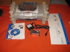 DELL 720 DIGITAL COLOR INJECT PRINTER + COLOR (TRIAL) INK NEW OPEN BOX