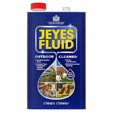 Jeyes Fluid 5 Litre  Multi Purpose Disinfectant, 24HR Shipping