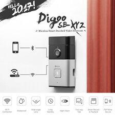 DIG VIDEOCITOFONO HD CAMPANELLO WIRELESS WIFI  BLUETOOTH SMARTPHONE ANDROID IOS