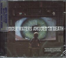 ROGER WATERS AMUSED TO DEATH SEALED CD NEW 2015
