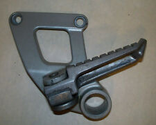 1993 KAWASAKI ZX600E LEFT REAR PASSENGER FOOTPEG ASSEMBLY