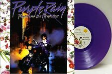 Prince - Purple Rain (Purple Vinyl) Original Pressing (Mint/Unplayed) LP