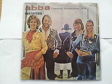 Abba - Waterloo/ Honey Honey 7'' Single ITALY DIFFERENT COVER