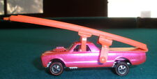 Hot wheels redline Sky Show HOT PINK super super clean Wow