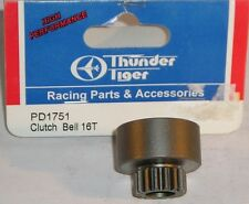 Thunder Tiger RC Car Parts & Accessories PD1751 Clutch Bell 16T Brand New R/C