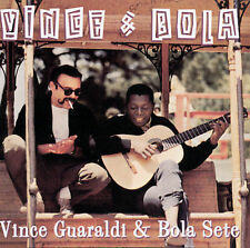 Bola Sete/Vince Guaraldi : Vince & Bola (And Friends)/Live at El Matador CD