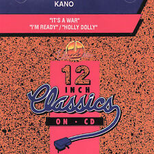 It's a War [Single] by Kano (Italo Disco) (CD, Jan-2001, Unidisc)