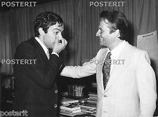 fotografia originale di ENRICO MONTESANO e ALIGHIERO NOSCHESE - anni '70 #1