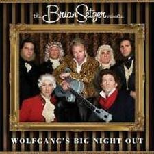 "BRIAN SETZER ORCHESTRA ""WOLFGANG´S BIG NIGFHT OUT"" CD"