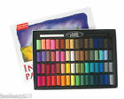 Inscribe Artists Soft Pastels 64 Half Stick Box Set Assorted Colours Art Set