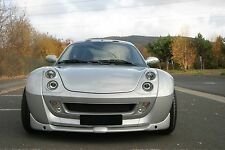 JMS Racelook Frontspoilerlippe Version 1 für Smart Roadster