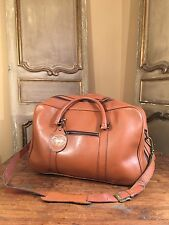 VTG Belting Leather Duffle Gym Overnight Hipster Steampunk Bag 1960's Condor