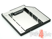 second Hard Disk Caddy 2nd SATA HDD SSD Apple MacBook 13 / Pro 15 2006 2007 2008