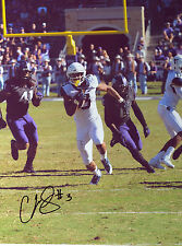 Charles Sims SIGNED 8X10 PHOTO West Virginia Mountaineers Auto TB Buccaneers BUC