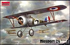Nieuport ni 24 C1 (armee de l'air/french af MKGS) 1/32 roden