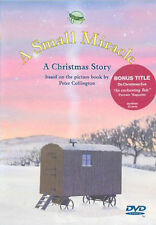 A Small Miracle On Christmas Eve (DVD) Childrens Christmas Stories Two Films 3+