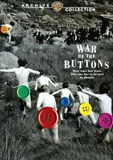 WAR OF THE BUTTONS - (1994 Gregg Fitzgerald) Region Free DVD - Sealed