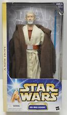 "STAR WARS Hasbro 2003 Obi Wan Tatooine Encounter 1/6th 12"" Action Figure NIP"