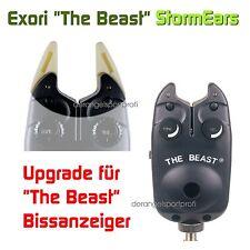 """Exori StormEars für """"The Beast"""" (Elektrischer Bissanzeiger) Ears Ohren Bars"""