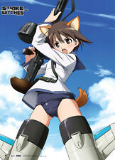 Official Licensed Yoshika Fabric Poster Wall Scroll - GE-77586 - Strike Witches