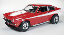 1:18 AUTOWORLD /ERTL 1971 BALDWIN MOTION CHEVROLET VEGA RED  -SONDERPREIS