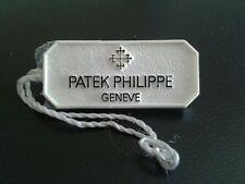 PATEK-PHILIPPE-Hangtag-Sello-Seal-Cachet-Sigillo-GENEVE 5127G-001 Etiqueta Tag