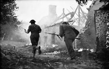 6x4 Gloss Photo ww1F6 Normandy Calvados Beny Bocage 1944