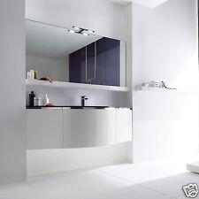 JACANA JA9 – Mobile luxury arredo bagno L.140 cm personalizzabile COMPAB