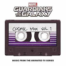Guardians Of The Galaxy: Cosmic Mix Vol. 1 (TV Series) MARVEL New Cassette Tape