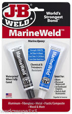 JB WELD,Marineweld 2-Komponenten-Epoxydharz-Kleber Bootskleber Wasserfest  91020