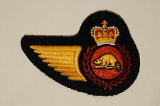 Canadian RCAF Trade Wing Patch Engineer