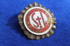 Sports Car Club of America St Louis Grille Badge License Plate Topper Accessory