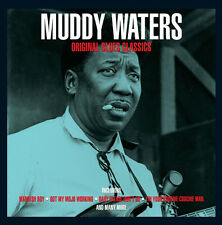 Muddy Waters BEST OF: ORIGINAL BLUES CLASSICS 140g Collection MUSIC New Vinyl LP
