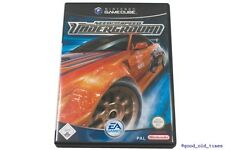 # need for speed underground (allemand) Nintendo GameCube/GC jeu-top #