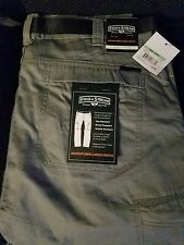 Field and Stream Adventurer Belted Men's Cargo Pants Sz 34-32, NWT, msrp $75