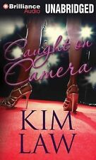 The Davenports: Caught on Camera 1 by Kim Law (2012, MP3 CD, Unabridged)