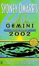 Sydney Omarr's Day-by-Day Astrological Guide for the Year 2002: Gemini (Sydney O