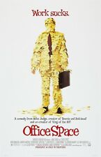 Office Space movie poster print : 11 x 17 inches (style B) - Work Sucks