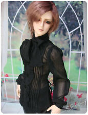 1/3 BJD 60-62cm SD13 boy doll outfit black gothic shirt dollfie Luts ship US