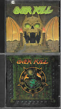 OVERKILL 2 CD The years of decay 89 + Horrorscope 91Megaforce/Atlantic