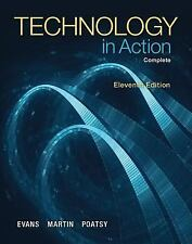 Technology In Action, Complete (11th Edition), Poatsy, MaryAnne, Martin, Kendall