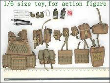 Y55-08 VERYHOT  1/6 scale Marine corps Tactical vest set