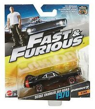 Mattel - Fast & Furious 1:55 Die Cast Car - Dodge Charger Off-Road 1970 - NEW