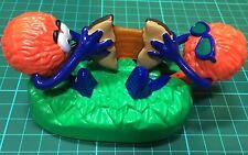 Tug Of War Twosome, Jaffa Cakes Orangey Tangs, Burger King Kids Club Toy, 2000