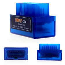 Mini OBD2 OBDII ELM327 Bluetooth Auto Car Diagnosegerät Interface Scanner V2.1 ~