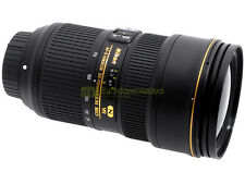 Nikon AF-S Zoom Nikkor 24/70mm. f2,8 G ED VR. Full frame. Del Marzo 2016!