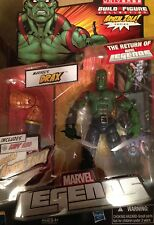 Marvel legends Arnim Zola wave BAF Drax Destroyer guardians of the galaxy figure