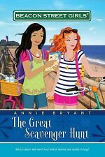 The Great Scavenger Hunt (Beacon Street Girls #15)-ExLibrary